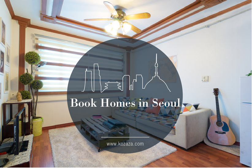 Book Homes in Seoul