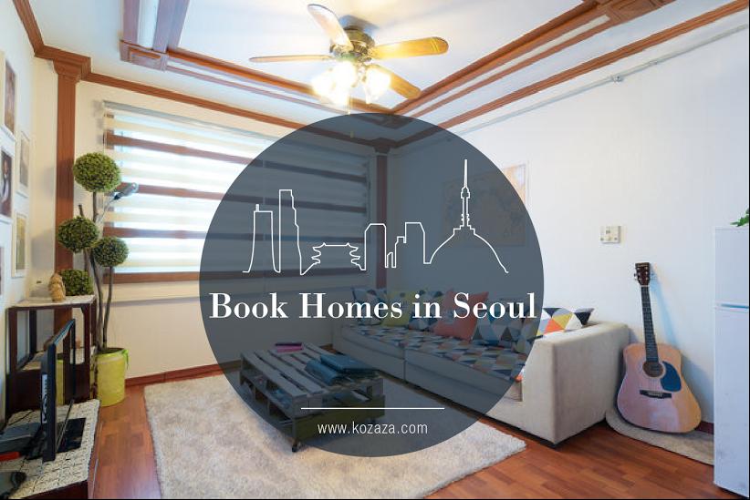 Book Homes in Seoul