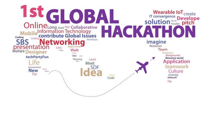 The First Global Hackathon - Appcenter & SBS