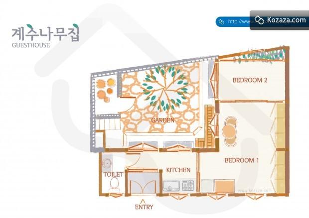 bukchon hanok | book homes in korea